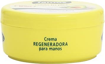FAMOS crema manos regeneradora aceite de aguacate 250 ml