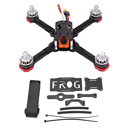 Wandisy FPV Racing Drone, 218mm FPV Racing Quadcopter Drone Kit de ...