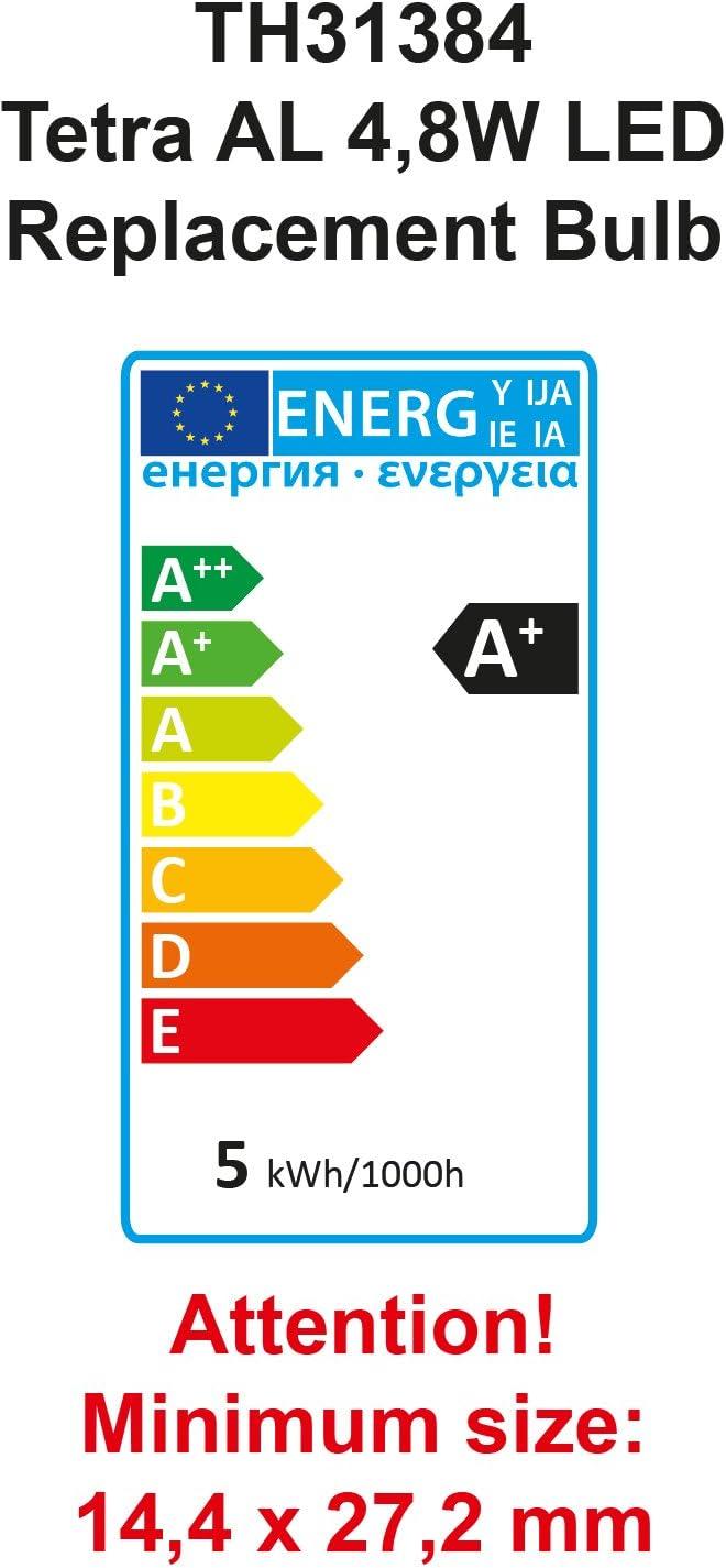 Tetra AquaArt LED 20L/30L Lamp 4,8W 4,8 W: Amazon.es: Productos para mascotas