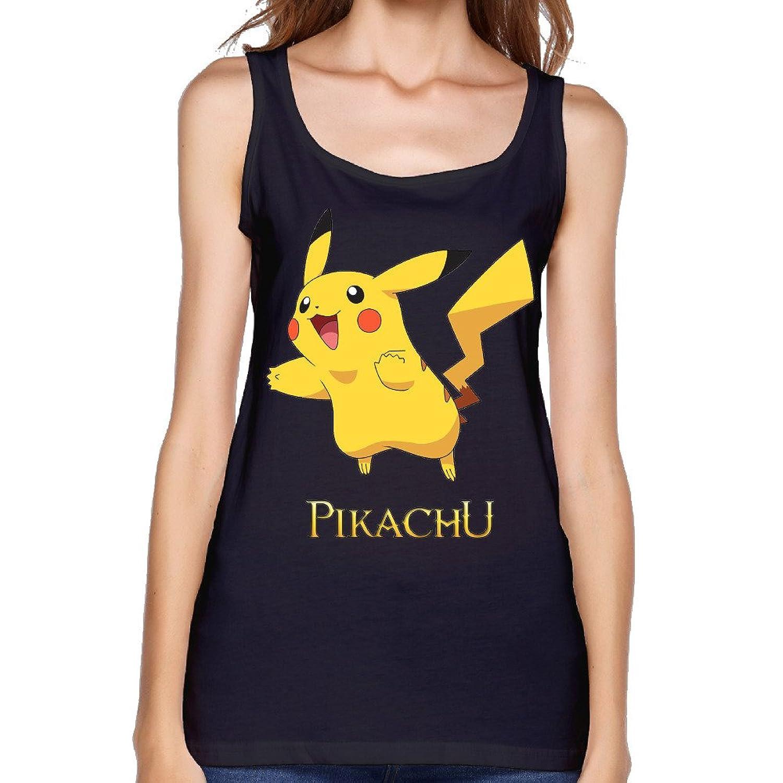 Pikachu Women Sport Vest