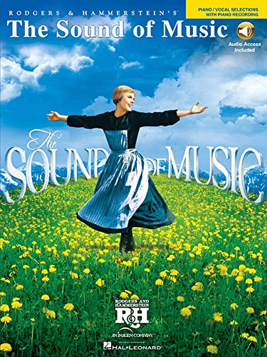 The Sound of Music: Vocal Selections with Piano Recording Bk/Online Audio