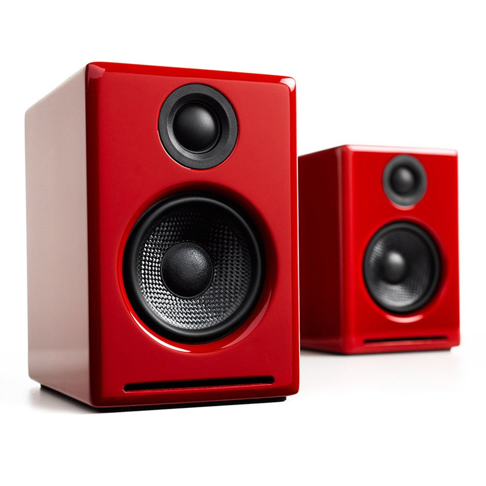 Audioengine A2+ White (Pr.) 2-way Powered Speaker System A2+W Accessory Consumer Accessories