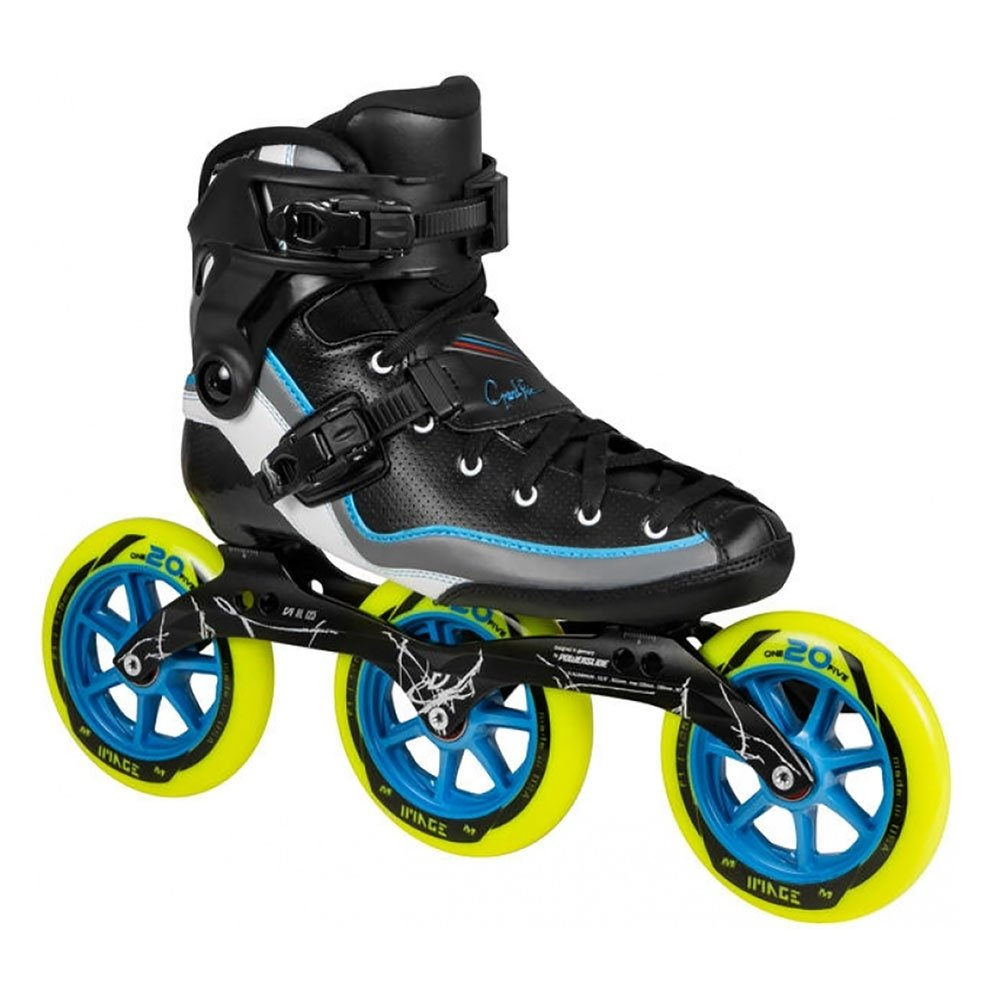 Powerslide Grand Prix II - 8.0/Black