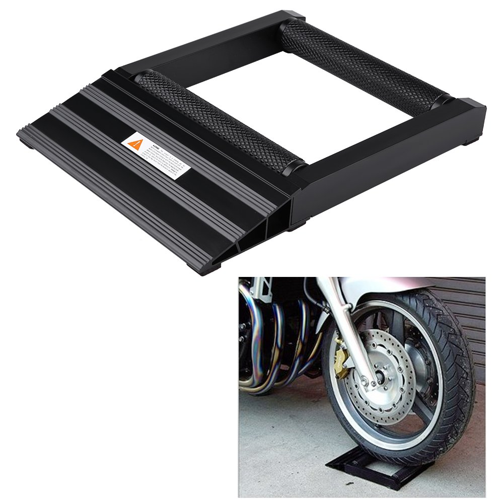 Wheel Cleaning Stand Motorcycle Motorbike Tyre Wheel Chain Cleaning Roller Stand Duty Aluminum