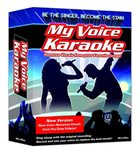 My Voice Karaoke [Discontinued Item]