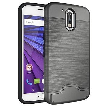 KATUMO Carcasa Lenovo Motorola Moto G4/G4 Plus Silicona ...