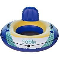 Sable Inflatable Water Floating Tube Lounger 47