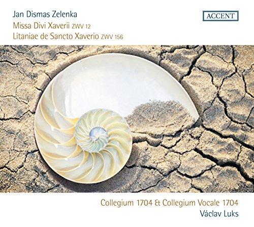 Price comparison product image Zelenka: Missa Divi Xaverii & Litaniae de Sancto Xaverio