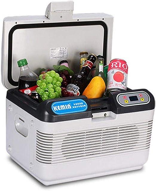 Refrigerador De Coche12L Compresor Enfriador/Congelador Caja con ...