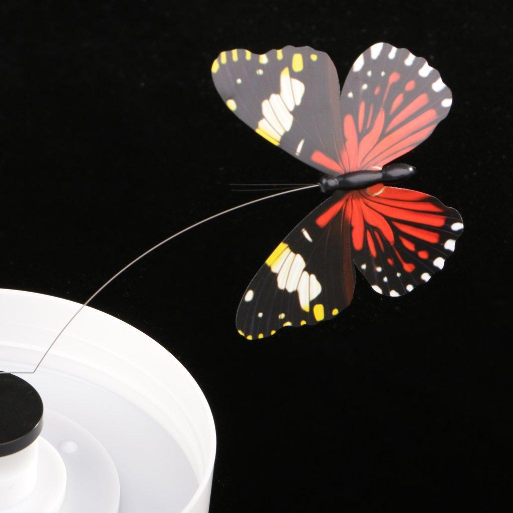 Gazechimp Juguetes de Solar de Mariposa de Botella Decoración de Hada de Jardín Adornos de Escriotorio: Amazon.es: Juguetes y juegos