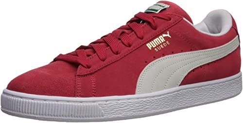 chaussure homme pumas rouge
