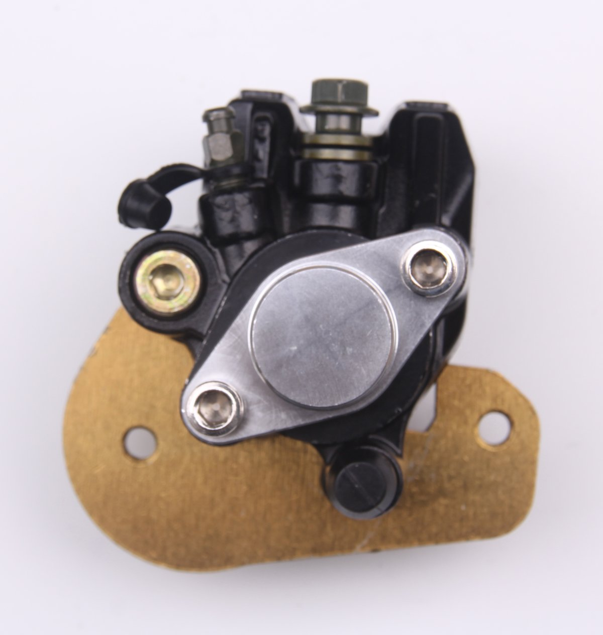 New Rear Brake Caliper For Honda Sportrax 400 TRX400EX TRX 400X 05-14 With Pads by Goodbest (Image #4)