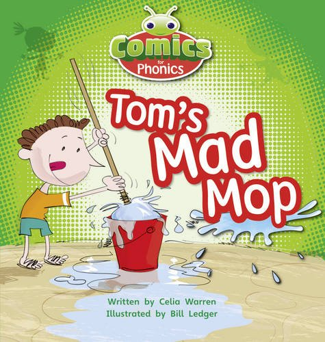 Native Mop (Tom's Mad Mop 6-pack Pink A Set 3 (BUG CLUB))