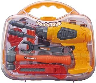 Strumenti portatili corredo di attrezzi di sicurezza del giocattolo educativo di simulazione elettrica Riparazione di sicurezza