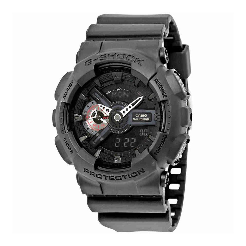 G-Shock GA110MB-1A Military Series Watch - Black / One Size