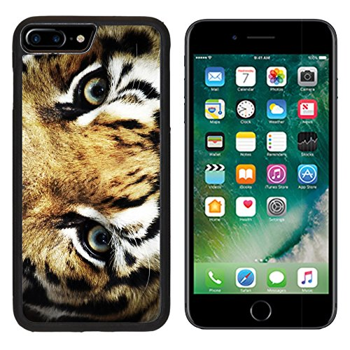 - MSD Premium Apple iPhone 7 Plus Aluminum Backplate Bumper Snap Case iPhone7 Plus IMAGE ID 37109852 close up eye tiger