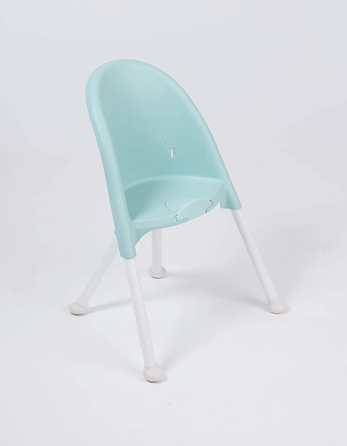 Amazon.com : Primo Cozy TOT Deluxe Convertible Folding High Chair & Toddler Chair, Teal/White : Baby