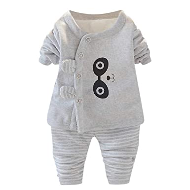 Conjuntos Bebe Recien Nacido, Zolimx Newborn Baby Niñas y Niños de ...