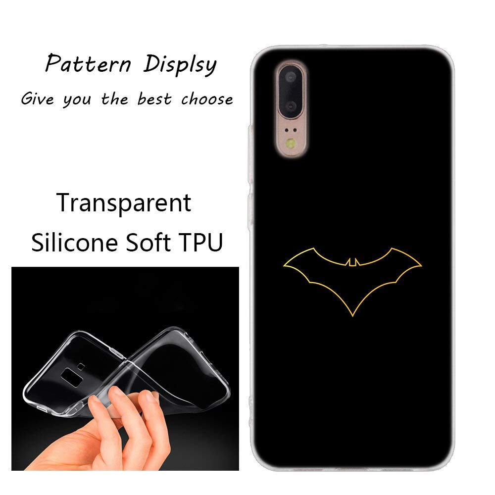 Marvel Comics Transparent soft silicone cover Case - Best Mobile