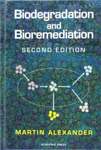 Biodegradation and Bioremediation