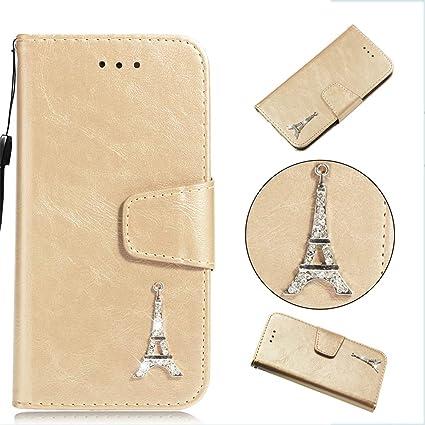 buy popular f6f18 17b64 Amazon.in: Buy Bangcool Xiaomi Redmi Note 4 Wallet Case Iron Tower ...
