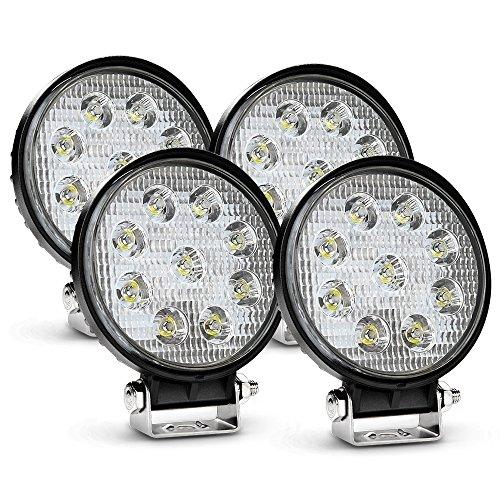 Led Light Bar Nilight 4PCS 4.5