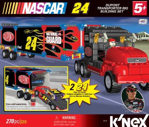 (K'NEX NASCAR Building Set: #24 DuPont Transporter)
