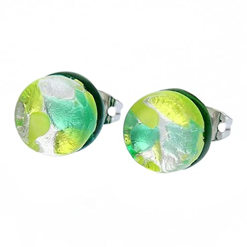 a46f97631 Amazon.com: GlassOfVenice Murano Glass Venetian Reflections Round ...