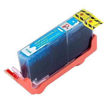 Cian PerfectPrint tinta equivalentes a los 935XL para ...