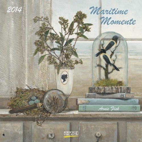 Maritime Momente 2014 Broschürenkalender