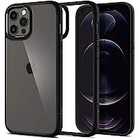 Spigen iPhone 12 Pro Max Case Ultra Hybrid - Matte Black