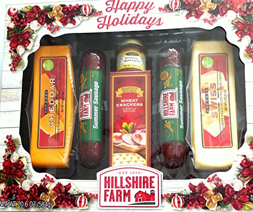 Hillshire Farm Sausage & Cheese Gift Set