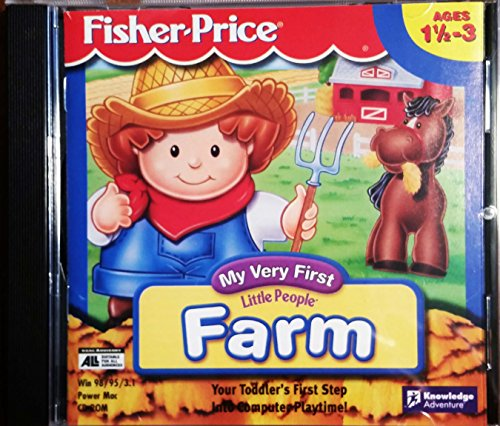 My Very First Little People Farm