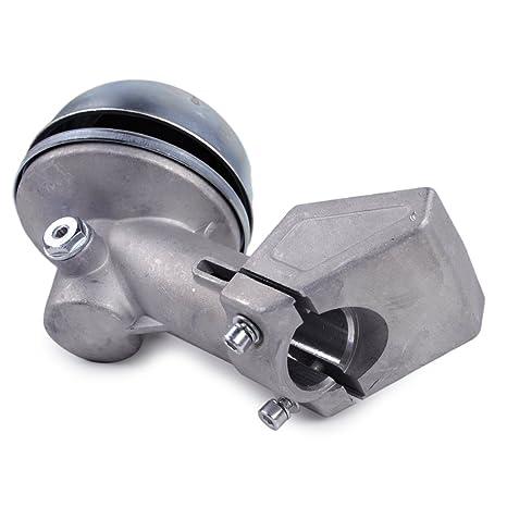 eastar Cabezal de Caja de Engranajes Adecuado para Stihl FS120 FS200 FS250 Trimmer Desbrozadora 4137 640 0100