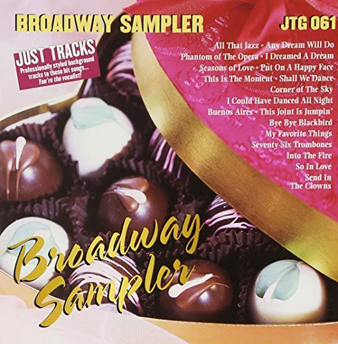 Price comparison product image Broadway Sampler Vol.1 (Karaoke) (2011-04-12)