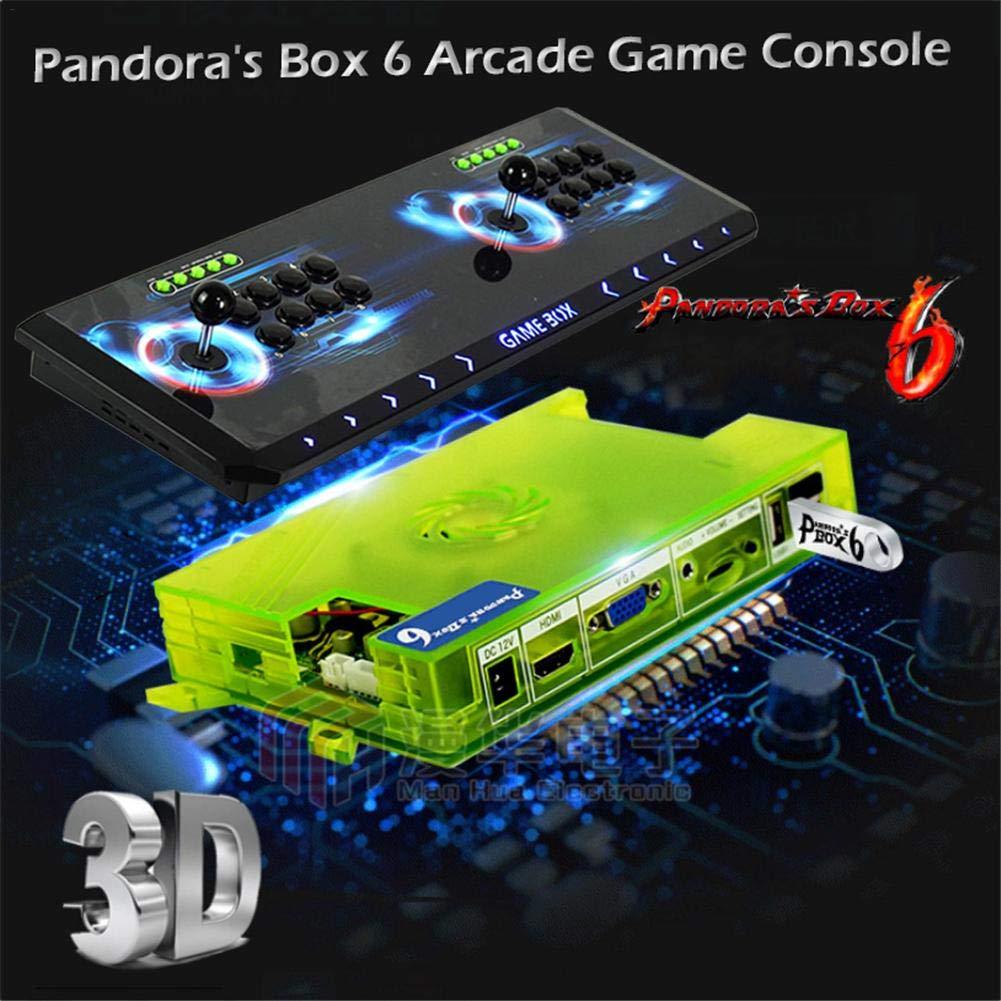 Amazon.com: Moonlight Box Pandora Treasure 3D Box Arcade ...