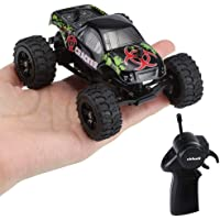 Virhuck RC Monster Truck N, Negro, 1:32