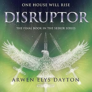 Disruptor Audiobook