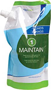Aquascape MAINTAIN Automatic Dosing System Water Treatment for Pond, 32 oz/946 ml | 96032