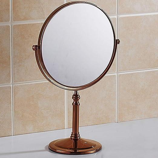 Espejo De Mesa De Maquillaje, 1x / 3x De Aumento Espejo De Baño ...