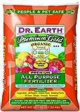 Dr. Earth Premium Gold All Purpose Fertilizer 25 lb