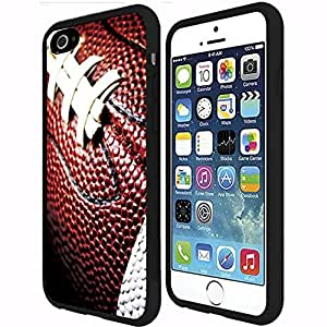 Football Sports RUBBER Snap on Phone Case (iPhone 6 Plus)