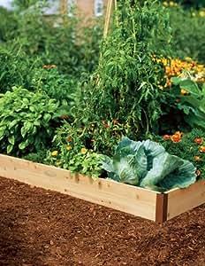 Raised Garden Bed 2' x 4'