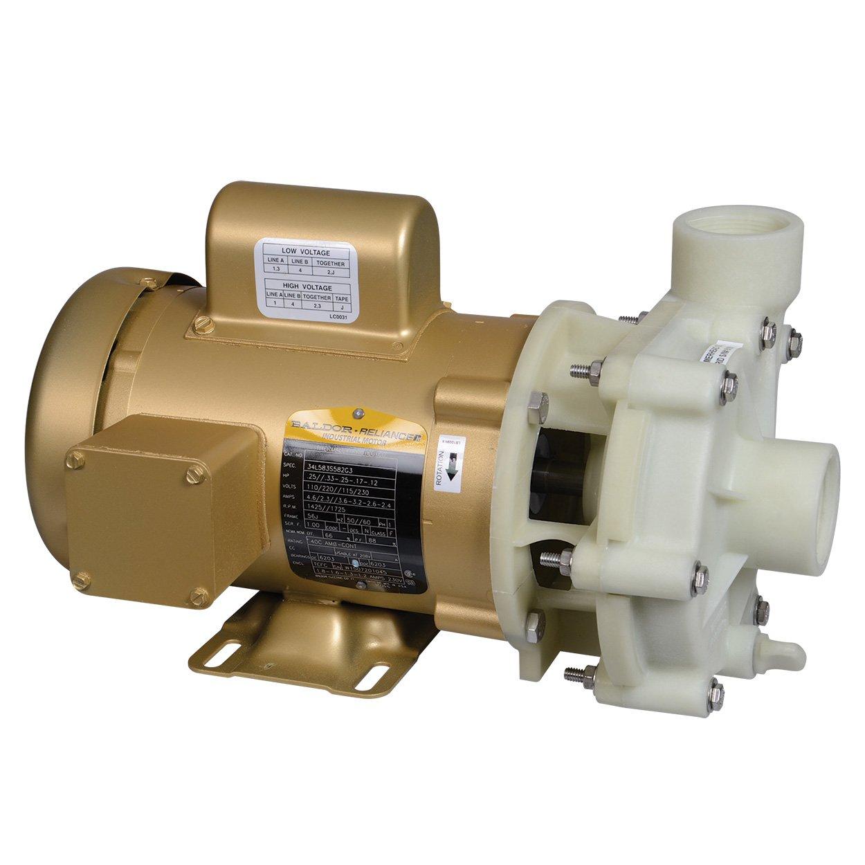 ReeFlo 11144 Utility Gold Hammerhead/Barracuda Hybrid Pump