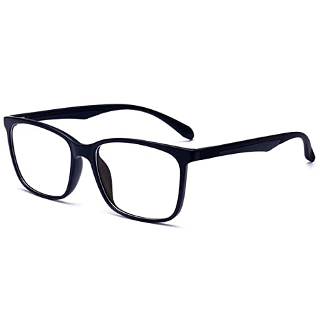 ec92d1b34a Image Unavailable. Image not available for. Color  ANRRI Blue Light  Blocking Glasses ...