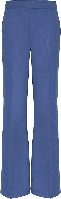 Goldenpoint Leggings Wide Leg Fantasia Tinta Unita