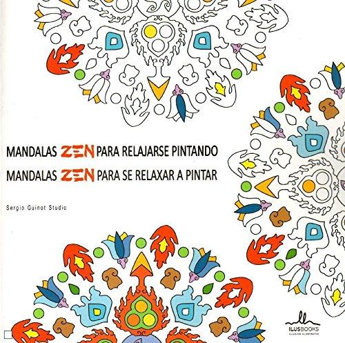 Descargar Libro Mandalas Zen Para Relajarse Pintando Sergio Guinot