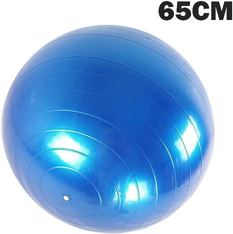 Balón de Yoga para Pilates y fitball, balón de Entrenamiento, 45 ...