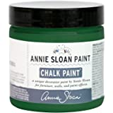 CHALK PAINT (R) by Annie Sloan - Amsterdam Green (Project Pot - 4oz) - Decorative paint for furniture, cabinets, floors, home decor and accessories – Water-based – Non-toxic