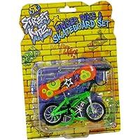 KT Calle Kidz Dedo Bici de BMX
